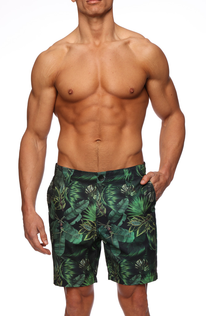Tropical Casual Short undered